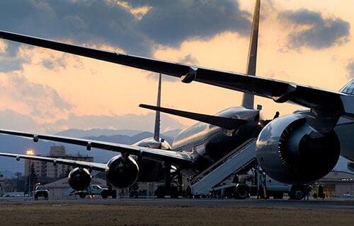 EVS services-Commercial aviation